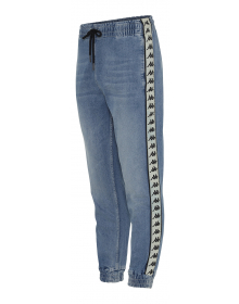 Denim Demin Pants, Auth. Brent